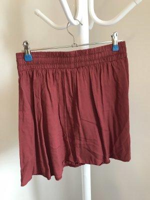 Supre Skater Skirt dark red-russet
