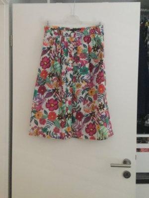 designer fashion 0b136 4274b Zara Trafaluc Gonna midi viola