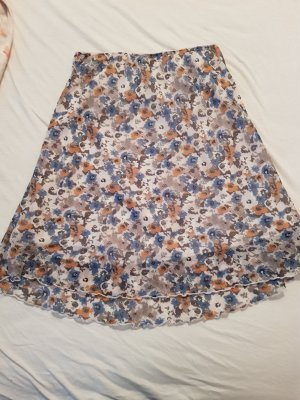 Blue Motion Skirt multicolored