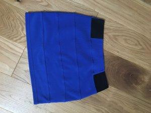 Mini rok blauw