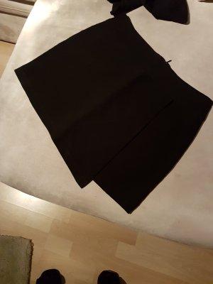 Benetton Mini-jupe noir