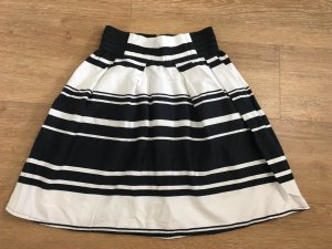 Orsay Tulip Skirt white-black