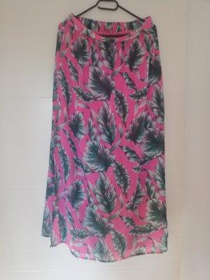 Orsay Falda larga rosa-verde claro