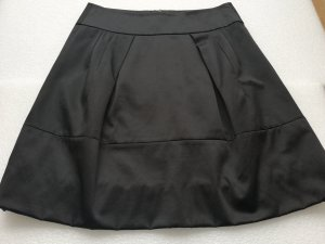 Hallhuber Balloon Skirt black