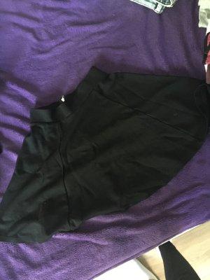 H&M Divided Cargo Skirt black