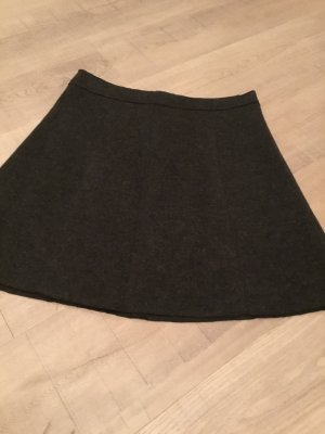 Marc O'Polo Tweed Skirt anthracite