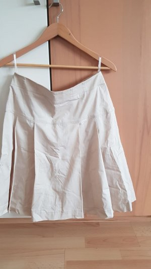 More & More Broomstick Skirt white