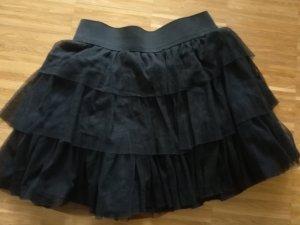 United Colors of Benetton Falda de tul negro
