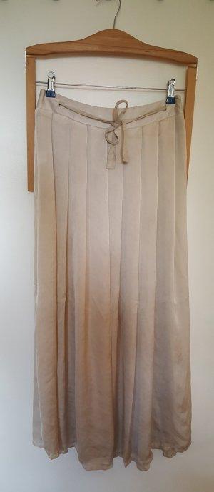 Imperial Falda larga nude-beige claro