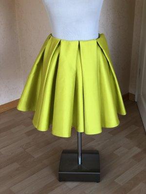 Balloon Skirt neon yellow-neon green