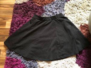 Fishbone Skater Skirt black