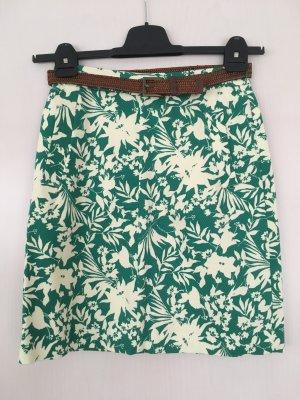 Esprit Circle Skirt white-green