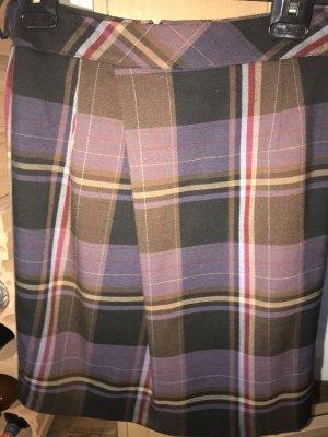 Heine Jupe à plis multicolore