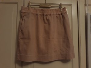 Review Skater Skirt rose-gold-coloured-dusky pink