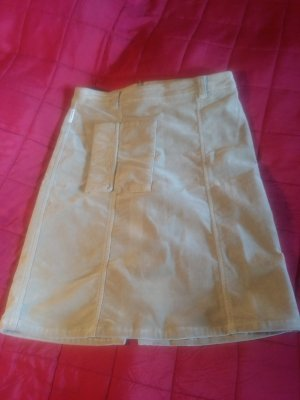 Armani Pencil Skirt beige cotton