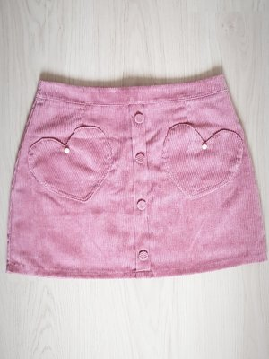 Corduroy Trousers pink