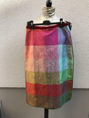Oilily Zijden rok veelkleurig