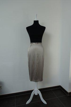 Dolce & Gabbana Falda de talle alto multicolor