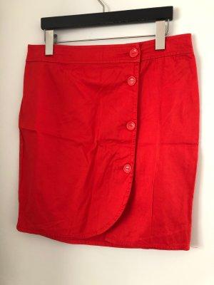 Amisu Miniskirt red
