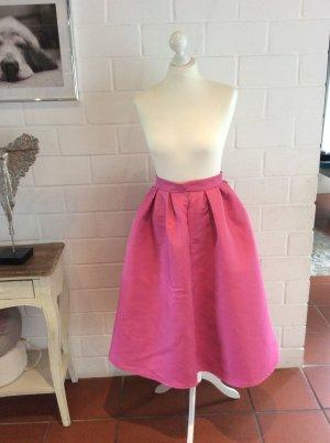 Rock Ballonrock lila Pink Flieder S/ M Streetlook Blogger Style Neu