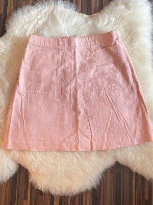Asos Skater Skirt light pink-pink