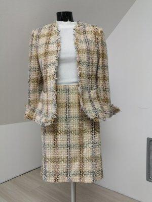 Christian Berg Wool Skirt multicolored
