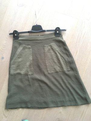 Esprit Cargo Skirt khaki