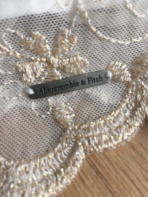 Abercrombie & Fitch Tulle Skirt multicolored
