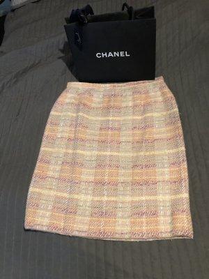Chanel Gonna a tubino multicolore