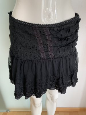 Diva Lace Skirt black