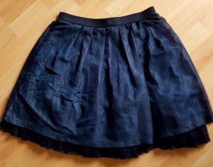 Marc Cain Tulle Skirt black