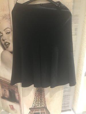 Gaddis Godet Skirt black
