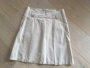 Marc O'Polo Plaid Skirt oatmeal