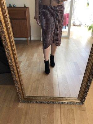 Diane von Furstenberg Asymmetry Skirt multicolored