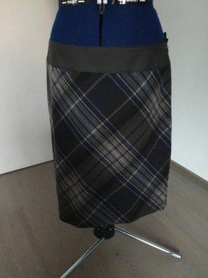 s.Oliver SELECTION Falda de lana multicolor lana de esquila
