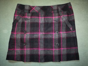 Esprit Wool Skirt multicolored