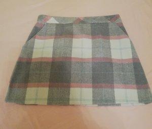 Asymmetry Skirt multicolored