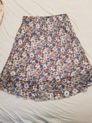 Blue Motion Skirt multicolored