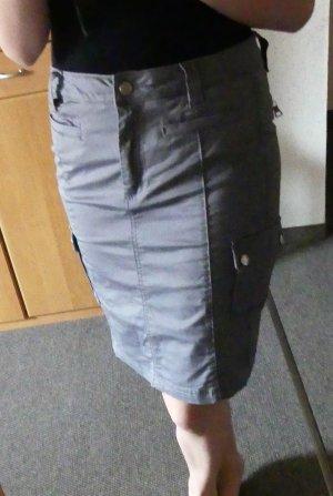 BC Skirt grey spandex