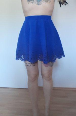 SheIn Minigonna blu