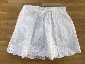 Zara Mini rok wit