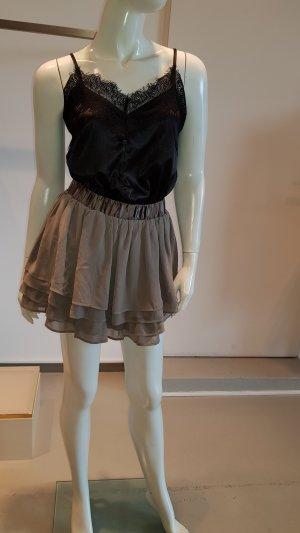 H&M Tule rok lichtgrijs