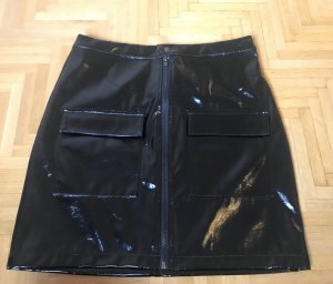 Nakd High Waist Skirt black