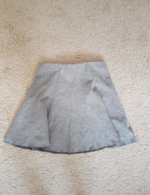 Pull & Bear Tulip Skirt grey