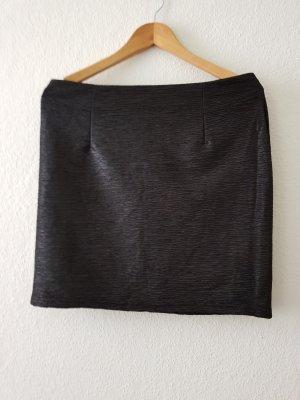 Vero Moda Jupe taille haute noir