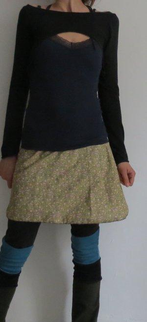 Circle Skirt multicolored cotton