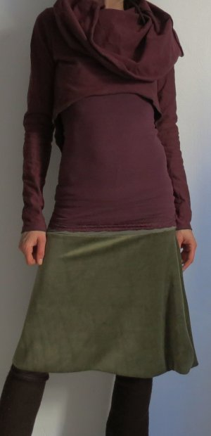 Circle Skirt multicolored cotton