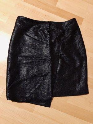 Hauber Asymmetry Skirt black
