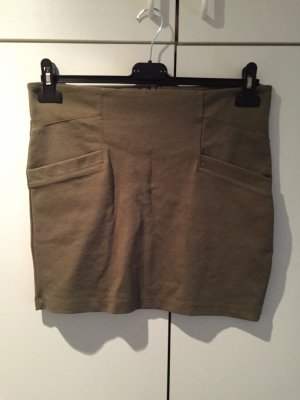 Rock in khaki von Vero Moda