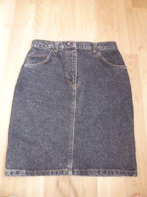 Rock Jeansrock von Valentino Gr. 32 blau Made in Italy Jeans Denim